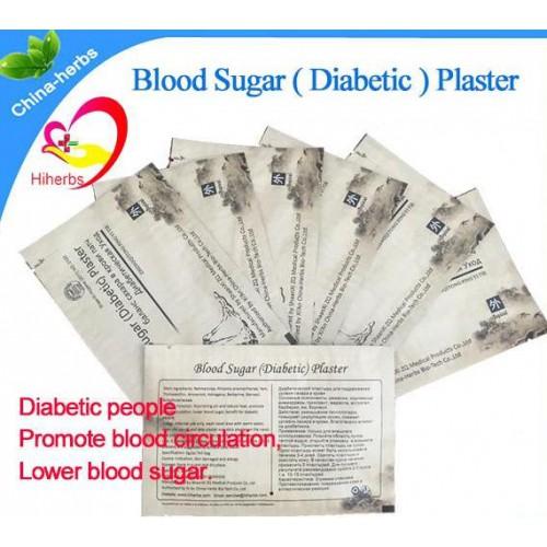 пластырь от диабета китайский anti hyperglycemia patch