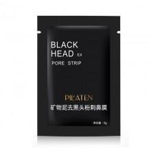 """Маска-пленка """"Pilaten black mask"""" для удаления черных точек на носу"""