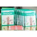 Педикюрные отшелушивающие носочки «JNDON»